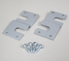 SecureFit custom installation brackets for Splendide washer-dryers