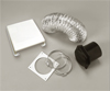 Splendide #VI-D403A Deluxe Dryer Vent Kit for vented combo washer-dryers and compact clothes dryers
