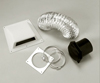 Splendide #VI-D401A Deluxe Dryer Vent Kit for vented combo washer-dryers