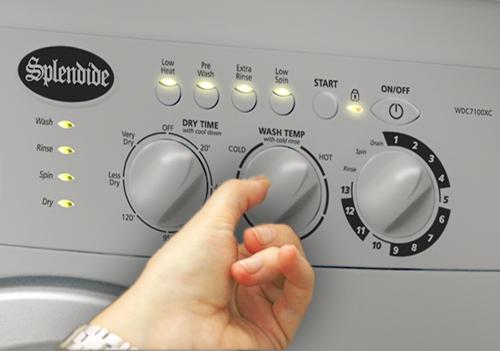 New Splendide 7100xc Wdc7100xc Washer Dryer